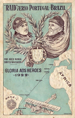 Viagens Aéreas dos Portugueses 1919-1935