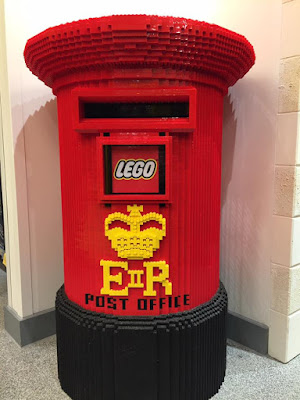 Brick Built Post Box