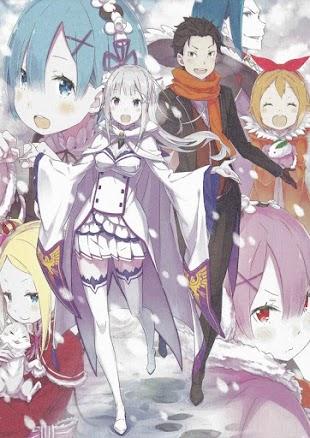 تقرير فيلم الانمي Re:Zero kara Hajimeru Isekai Seikatsu - Memory Snow (ذكرى الثلج)