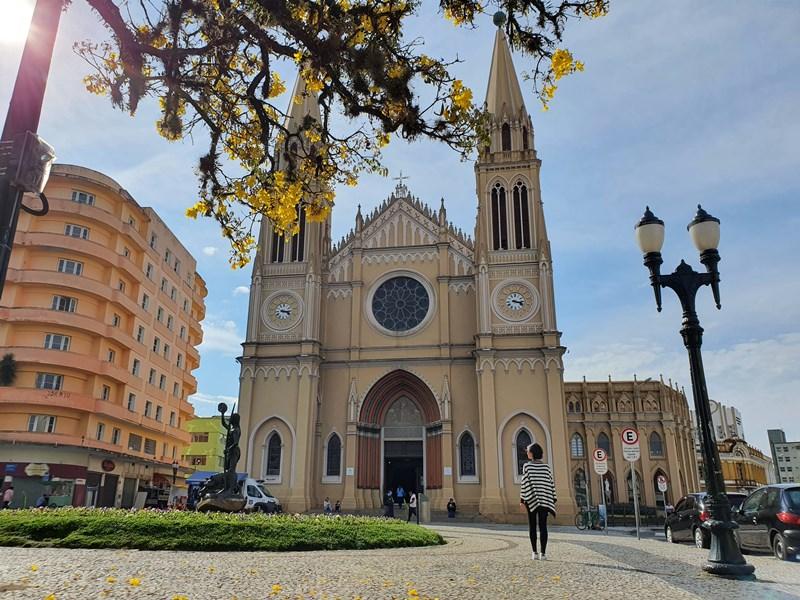 Curitiba dicas de turismo