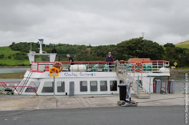 Crucero Clew Bay Westport Irlanda