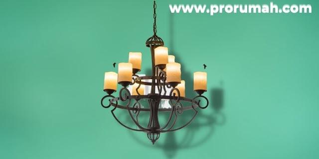 Jenis-jenis Furniture Untuk Hunian Modern - lampu hias gantung