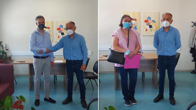 Ένας Ακτινολόγος και ένας Βιοπαθολόγος εντάσσονται στο δυναμικό του Νοσοκομείου Ναυπλίου