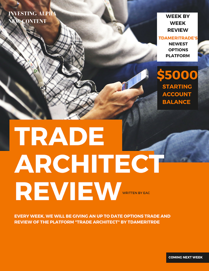 COMING SOON - TDAMERITRADE'S TRADE ARCHITECT REVIEW