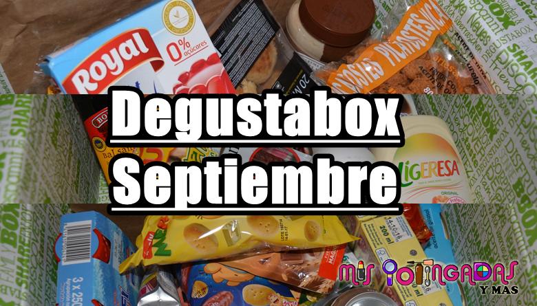 Degustabox | Septiembre 16 | Colaboraci�n