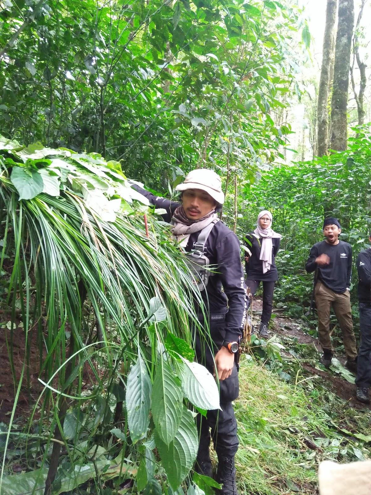 Mountaineering 5 Teknik Bertahan Hidup Di Dalam Hutan Survival Camp 2018 Fun Beauty Traveler