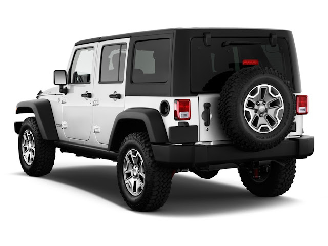 Jeep Wrangler Unlimited Premium Soft Top