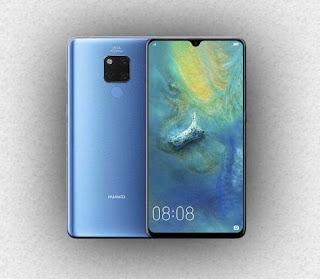 Huawei Mate 20 X 5G, Harga Dan Spesifikasi