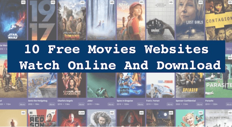 10 Websites To Watch Free Movie And Download For 2020 ...