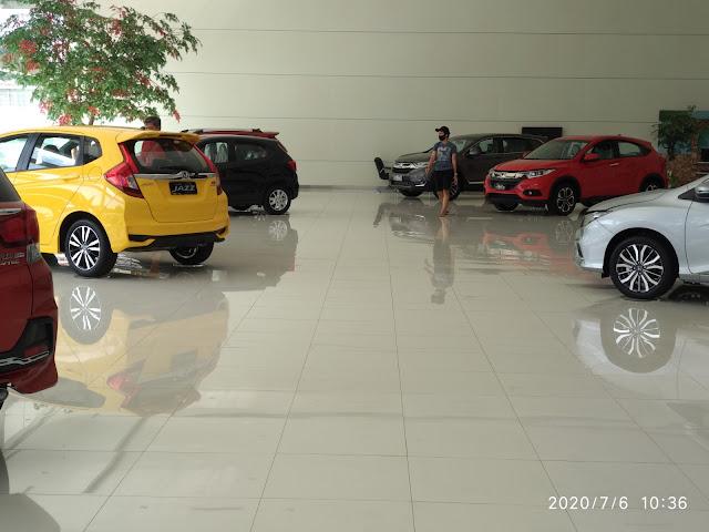 Honda Briio, Mobilio, BRV, HRV, Jazz, Civic, Tersedia Di Honda Prima Harapan Indah