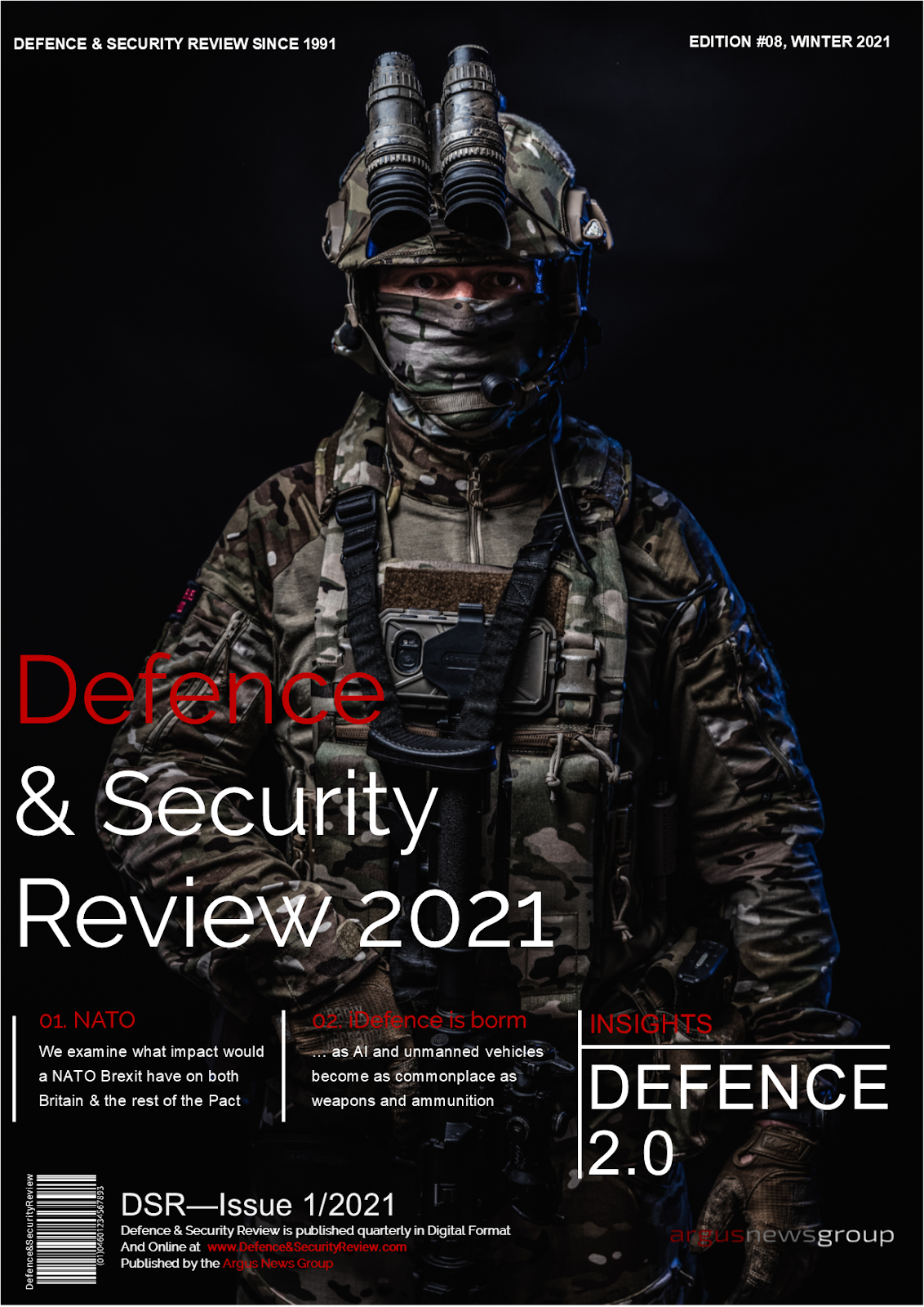 DSR DIGITAL NEXT EDITION 1/2021