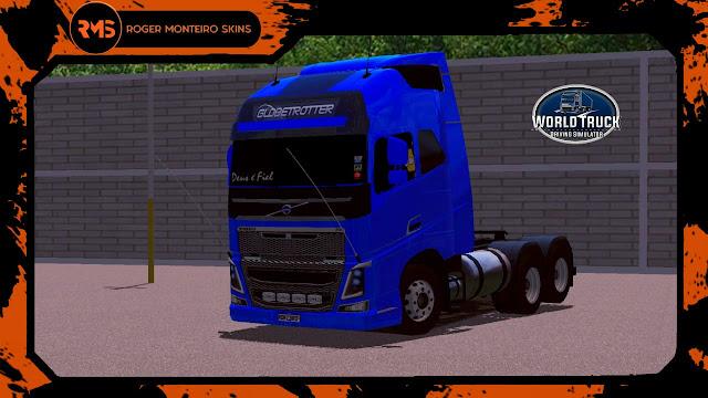 Skins World Truck, Skins Volvo FH, Volvo FH 16