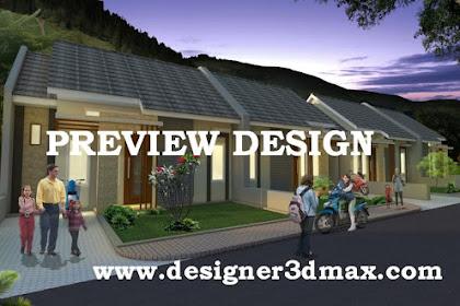Jasa desain rumah non subsidi