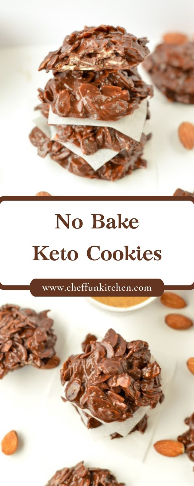 No Bake Keto Cookies