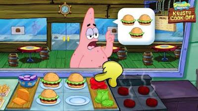 SpongeBob Krusty Cook-Off APK Download