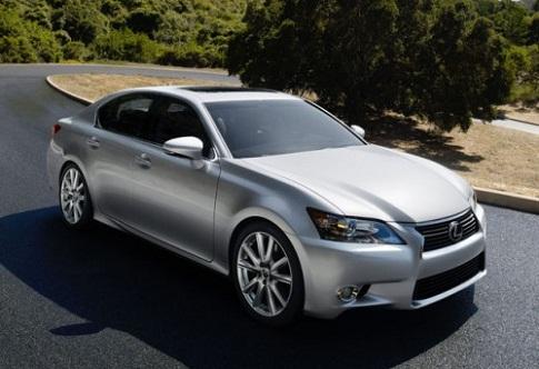 2013 Lexus GS review