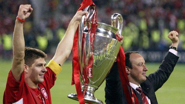 Berikut Trent Alexander Dan Arnold Penerus Mimpi Gerrard Di Liverpool