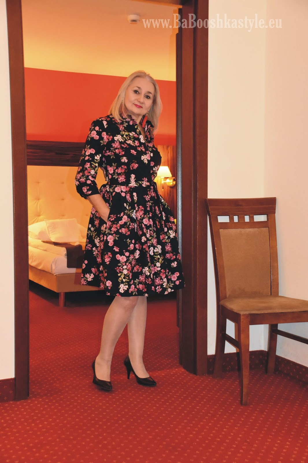Babooshkastyle, stylistka, personal shopper, personal stylist, sukienka dla gruszki, sukienka dla kolumny, sukienka dla klepsydry, Ryłko, over50fashion, over50blogger