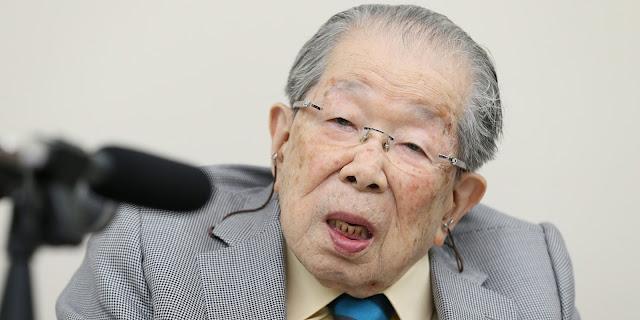 Ingin Berumur Panjang? Simak Tips dari Dr. Shigeaki Hinohara yang Berusia 105 Tahun Ini!