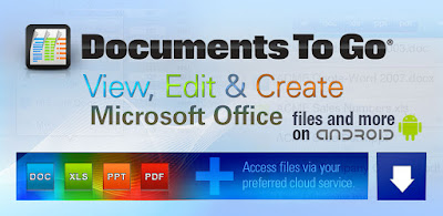 Docs To Go – Free Office Suite Apk For Android
