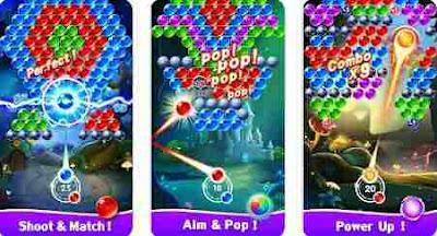 Bubble Games - Gelembung Tembak Bubble Shot