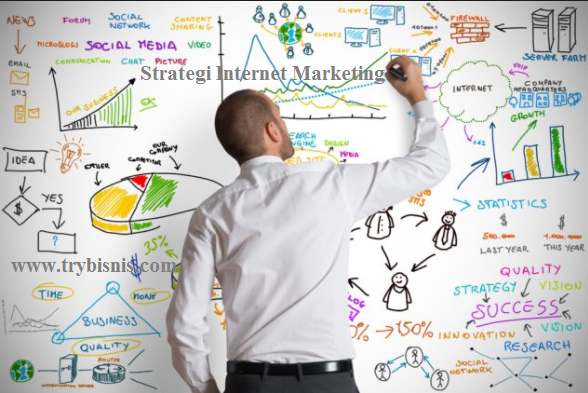 Kunci Strategi Internet Marketing