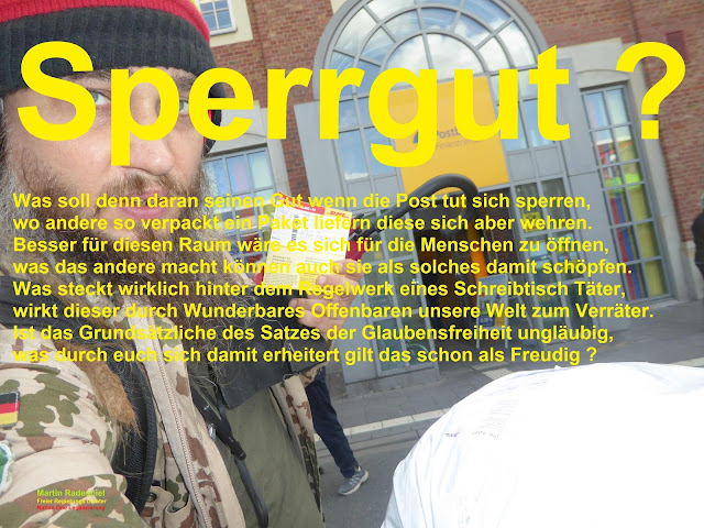 Bottrop Live Sperrgut