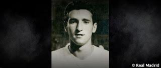 El Real Madrid de luto por el fallecimiento de Antonio Gento