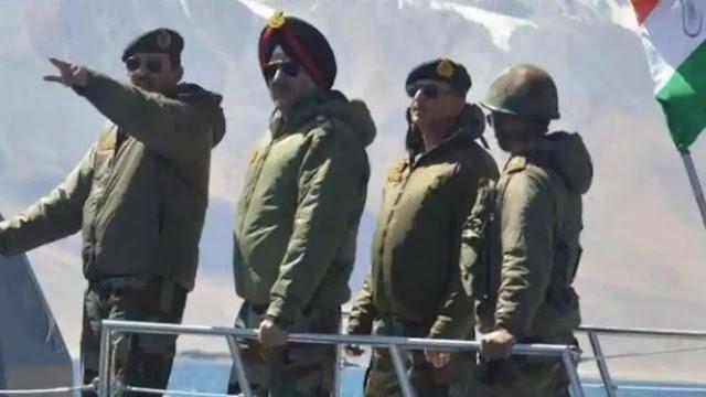 Viral, Video Tentara India Berjingkrak Puas Usai Terobos Wilayah China