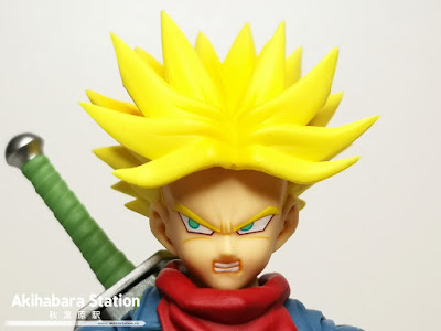 Review del S.H.Figuarts Trunks (Futuro / Mirai) de Dragon Ball Super - Tamashii Nations
