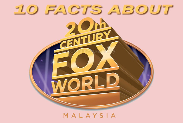 10 Facts About 20th Century Fox World Genting