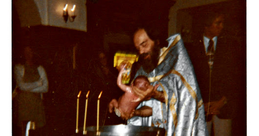 Fast, Cheap, & Out of Control: A Russian Orthodox Baptism in 1976