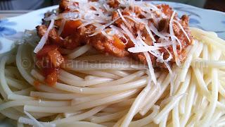 Рецепта за спагети Болонезе