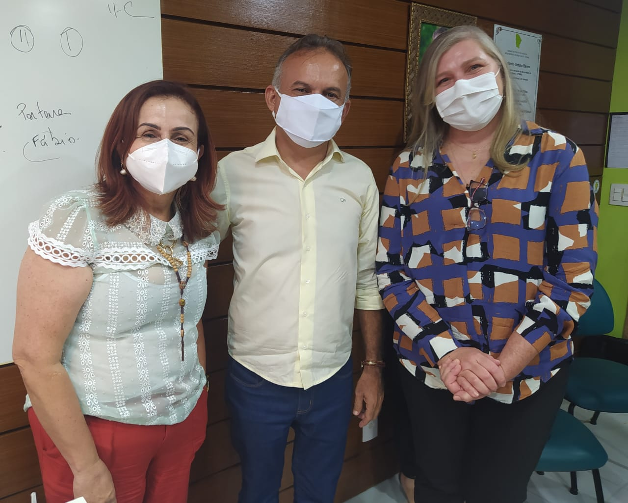 Prefeito Marcone Tavares é eleito presidente do Consócio Público de Saúde da Microrregião de Brejo Santo