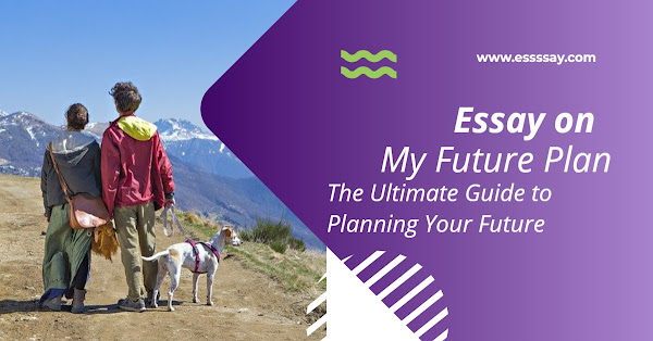 Essay on My Future Plan - The Ultimate Guide to Planning Your Future