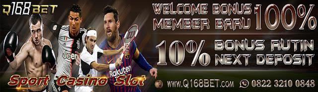 Welcome Bonus Sportsbook 100%