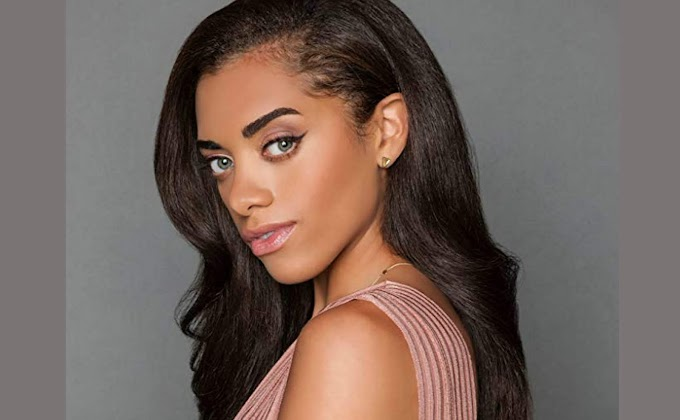 The Bold and the Beautiful's Kiara Barnes Joins New Series!
