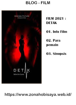 Sinopsis Film Terbaru 2021 Detak