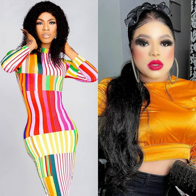 Cell is not a new thing, I have been there before and I left -James Brown Slams back at Bobrisky as the fight continues