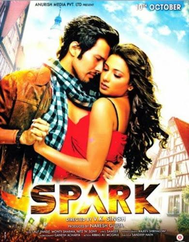 Spark (2014) Movie Poster