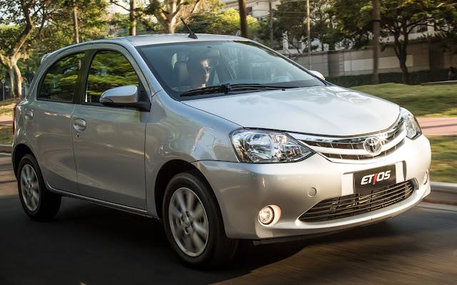 Toyota Etios XLS - Peru