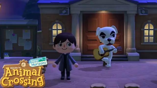 Animal Crossing Amiibo cards