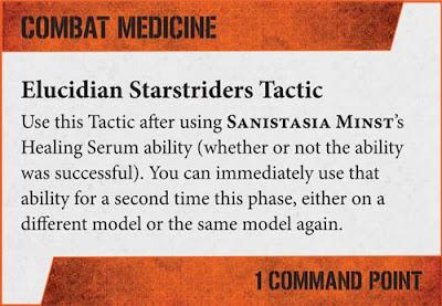 Tácticas Elucidian Starstriders