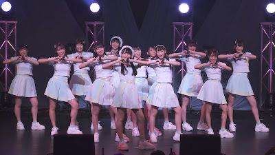 ≠ME (Not Equal Me) 1st Regular Performance at Tennozu Ginga Theater 2019 [Jaburanime]