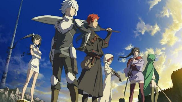 Anime terbaik fall 2020