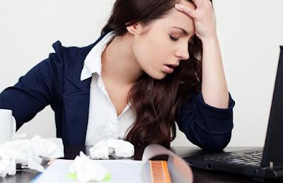 Suy nhược thần kinh gây nên tình trạng mệt mỏi