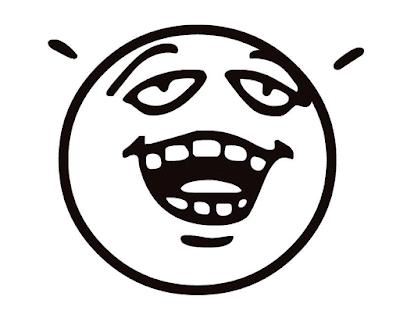 Gambar Mewarnai Emoticon - 3