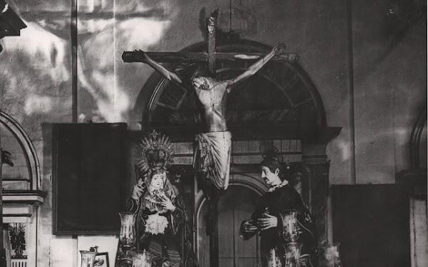 Los acontecimientos más importantes del Cristo de San Agustín desde su llegada a San Roque de Sevilla