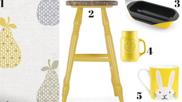 brighten your kitchen for spring yellow