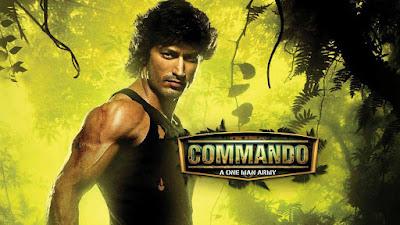 خۆشترین فلمی هندی به دۆبلاژی كوردی كۆماندۆ یهك Commando 1 Full Movie HD